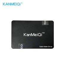 KANMEIQi Sata3 Ssd de 128GB 240GB 256GB 480GB 512gb Hard Disc 2.5 Internal Solid State Drive de Disco Para Computador Portátil Desktop