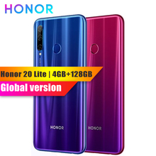 Global Version Honor 20 Lite 4GB 128GB Mobile Phone NFC