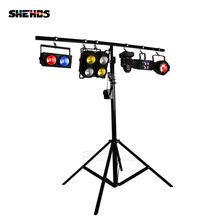 Profesional Stage Lighting 2m 4 Tripod Stand  Performances Lighthouse Lamp Holder Wedding Lights Backgrounds Video Lighting