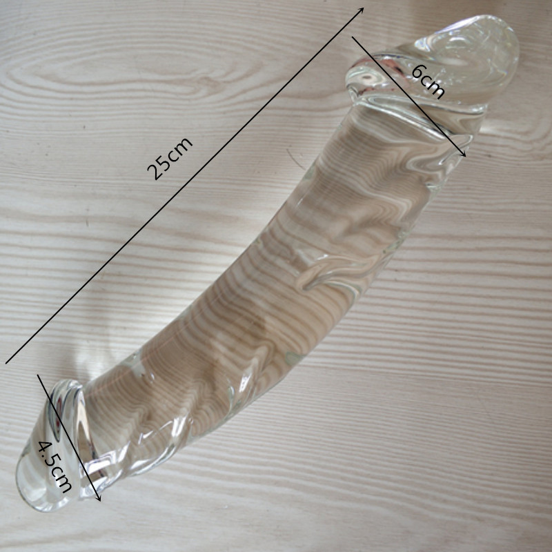 Glass Dildo Anal | Glass Adult Toys