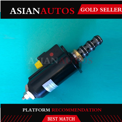 1211491 121-1491 Solenoid Valve for Caterpillar <font><b>Excavator</b></font> E320B E320C E320D E325B <font><b>CAT</b></font> 315C <font><b>320C</b></font> 325C 330C 330D Engine 3046 3054 image