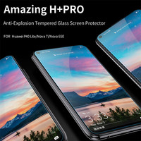 NILLKIN Amazing H+Pro Anti Explosion Tempered Glass Screen Protector for Huawei P40 Lite / Nova 7i / Nova 6SE 2020 Mobile Phones|Phone Screen Protectors| |  -