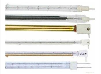 Quartz Glass Tube Heater Infrared Lamp For Sterilization Lamps