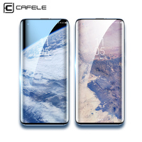 CAFELE Full Cover Tempered Glass for Huawei P30 P40 Pro Ultra Thin Screen Protector for Huawei P40 Pro Smooth Touch Film