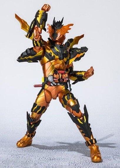 Image 4 - SHF Masked KAMEN Rider Cross Z MAGMA Ver. BJD Action Figure Model ToysAction & Toy Figures   -