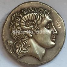 Тип:#63 греческие монеты неправильного размера