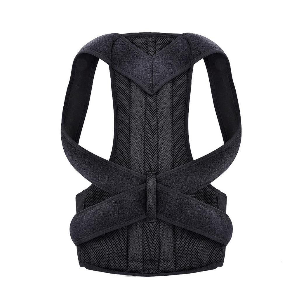 40 # Корректор осанки для магнитной терапии бандаж на плечо, поддерживающий пояс для мужчин и женщин, подтяжки и поддержка s-ремня, осанка для ...