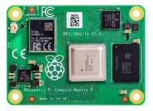 Cm4104000 raspberry pi módulo de cálculo 4 lite, com 4gb de ram, sem fio, bcm2711, braço Cortex-A72