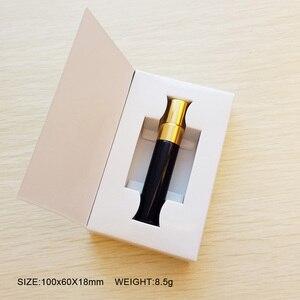 Image 2 - 100ชิ้น/ล็อต5Mlขวดน้ำหอมAtomizerกล่องบรรจุภัณฑ์และขวดน้ำหอมแก้วLOGO