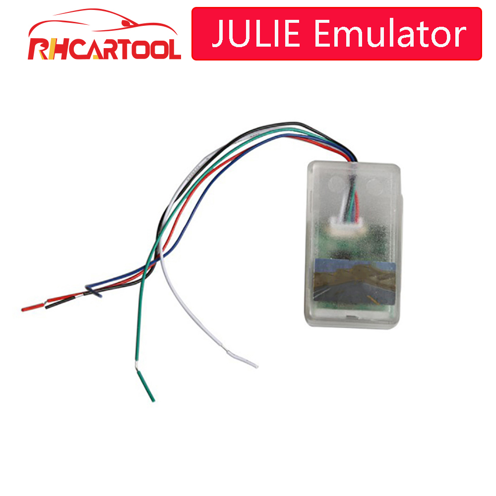 Car Diagnostic tool JULIE Emulator New Universal IMMO Emulator for CAN-BUS Cars JULIE Emulator Seat Occupancy Sensor Programs