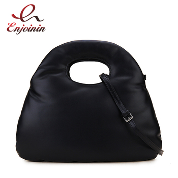 clear crossbody bag with inner pouch New Pu Leather Soft Pillow Fashion Women Tote Bag Clutch Bag Crossbody Bag Purses and Handbags Shoulder Bag Designer Bag Pouch