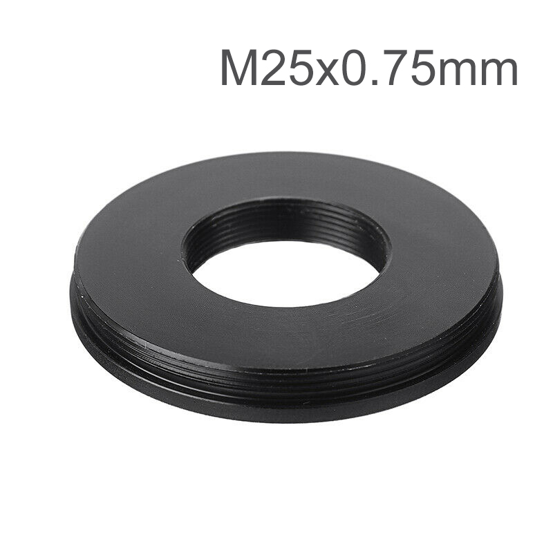 1 Pc Camera Lens Aluminum Thread Connect Microscope Objective Adapter Ring Lab Equipment M42 To RMS For SLR & DSLR Cameras