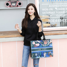 High Quality Women Canvas Handbags Tote Bags Famous Brands Laides Shoulder Messe