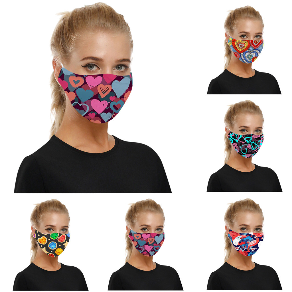 In Stock Universal Dust-Proof Smog-Washable FaceCover Adults In Europe And America Mascarillas Mascara Mondkapje Camping Maska