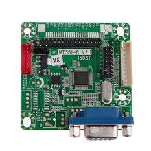 for MT6820 GOLD A7 Driver Controller Board For 8 42 Inch Universal LVDS LCD Monitor
