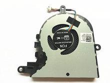 New CPU laptop Cooling Fan para Dell inspiron Latitude 3590 L3590 E3590 15 5570 5575 NPFW6 0NPFW6 DC28000K9R0 DC28000K8R0