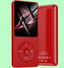 Портативный mp3 плеер с ЖК экраном fm радио видео hi fi для