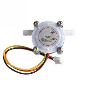 Новый датчик расхода горячей воды, кофе, переключатель расходомера, счетчик 0,3-6л/мин YF-S401