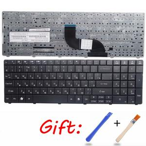 Laptop Keyboard Aspire Russian E1-521G Acer FOR Black 531 New 571