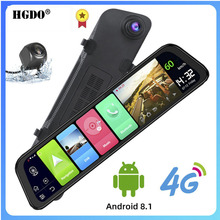 Rearview-Mirror-Camera Navigation Android HGDO Registrar-Recorder Video ADAS 2 32G 1080P