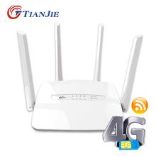CPE903 LTE 3G 4G routery sieci Lan Port modem wifi 4g karty sim 300mb s odblokowany przenośny FDD bezprzewodowy Hotspot Wifi telefon komórkowy-bezprzewodowy dostęp do internetu Router tanie tanio TIANJIE CN (pochodzenie) wireless Brak 1x10 100 1000 Mbps 2 4g 300 mbps CPE903-41 Wi-fi 802 11g Wi-fi 802 11b Bezprzewodowy dostęp do internetu 802 11n