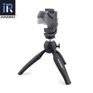 Image 4 - INNOREL PW10N حامل كاميرا شوّاية منضديّة صغيرة حامل هاتف ثلاثي القوائم محول متعدد الوظائف لمعدات التصوير بدون مرآة