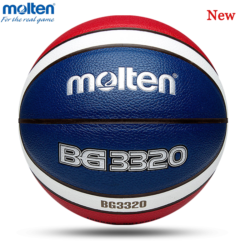New Molten Professional Basketball Balls Size 7/6/5 With Free Gift Child Women Training Sports Inflatable Basketball Baloncesto