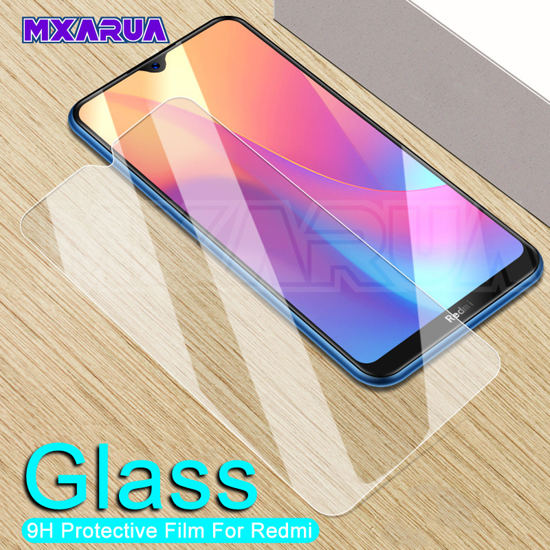 9H Tempered Glass On The For Xiaomi Redmi 8 8A 7 7A 6 Pro 6A Go K20 Redmi Note 8 7 6 Pro Screen Protector Protective Glass Film