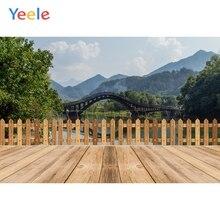 Yeele Customized Vinyl Photography Backdrop Nature Scenery Background Photophone for Photo Booth photo shoot