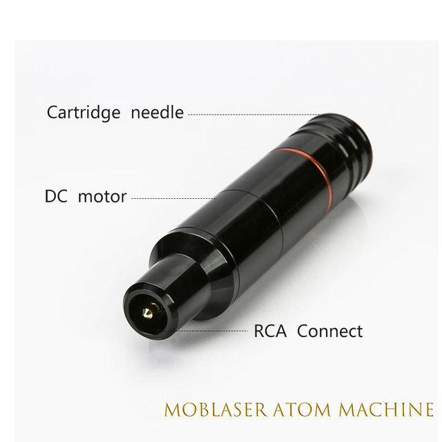permanent make up machine  eyebrow microblading machine dermografo cheyenne motor for  makeup needles DC 5.5mm Connector 1