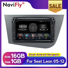 Car-Radio Seat Leon Android 9.1 Gps Navigation Stereo 2006 2008 Canbus 2007 for WIFI