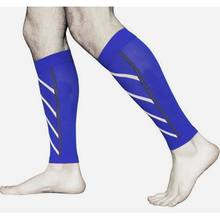Calf Support Graduated Compression Leg Sleeve Casual Socks Outdoor Exercise Sports Safety Comfortable Warmers 1 Pair(China)