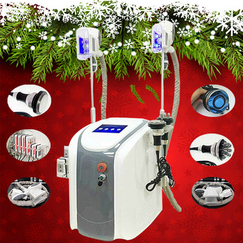 2020 Personal Use 6 In1 New Model 40k  Skin Care  Cavitation with 6 Pads Liposuction Beauty Equipment on Sale