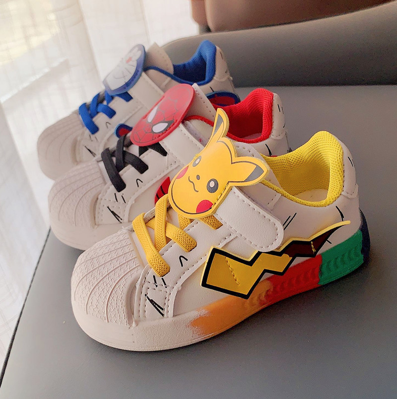 Детские кроссовки для мальчиков; Зимняя плюшевая теплая обувь для маленьких девочек; Модный повседневный светильник с рисунком; Мягкая спортивная обувь для бега; Детская обувь|Кроссовки| | АлиЭкспресс