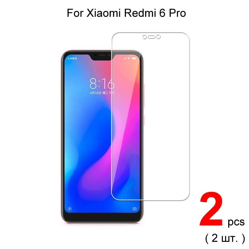 Glass xiaomi redmi 6 Pro(China)