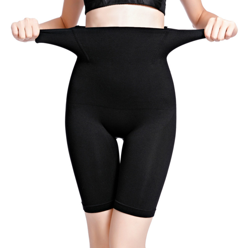 CXZD Women High Waist Shaping Panties Breathable Body Shaper Slimming Tummy Underwear panty shapers (11)
