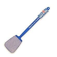Truth Over Flies Fly Swatter Vinyl Sticker Kamala Harris Pence Debate 2020 Biden Waterproof SDF-SHIP