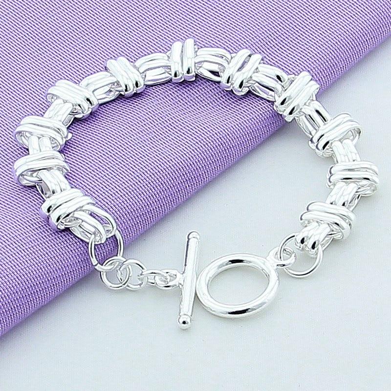 Trendy Jewelry 925 Silver...