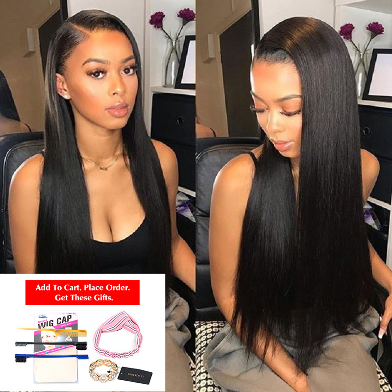 Super Double Drawn Virgin Hair Bundles Arabella  Straight Hair For Top Customer 100%  Bundles With Closure 5