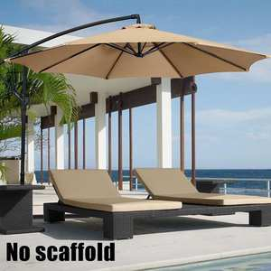 Umbrella-Cover Canopy Sunshade Parasol SUN-SHELTER Beach-Pergola Garden Outdoor Patio