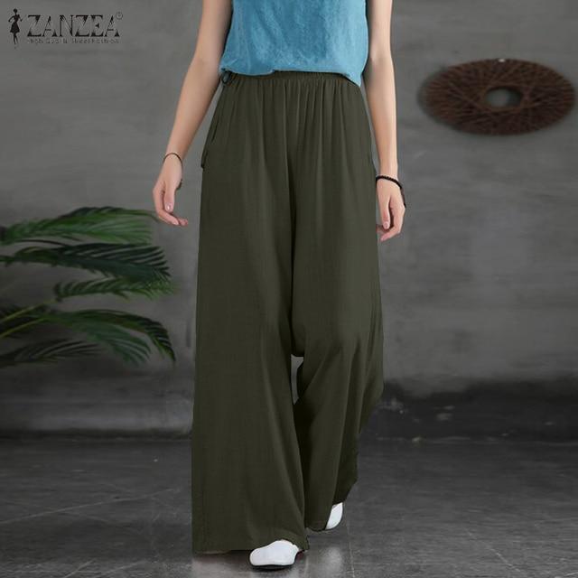 Vintage Cotton Trousers 3