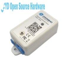 Lht65 lorawan temperatura & sensor de umidade ds18b20 temperatura & sensor de umidade