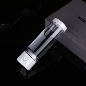 Image 4 - แบบพกพาSPE Electrolysis Lonizer 5000PPB Nanoสูงบำรุงฟื้นฟูเปลี่ยนสีผมพร้อมเคลือบเงาผมในขั้นตอนเดียวสีผมติดทนนาน2เดือนลดการหลุดร่วงของเส้นผมปลอดภัยไร้สารไฮโดรเจนสมาร์ทMiracleน้ำถ้วยMultifunctional Pure H2 Maker/เครื่องกำเนิดไฟฟ้า