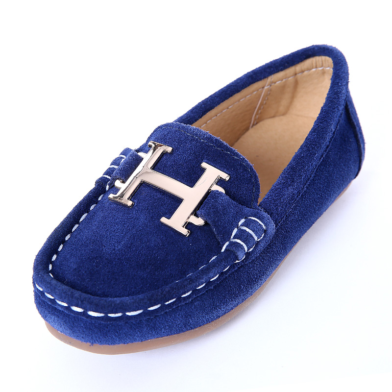 New Luxury Casual Shoes Boys Anti Slip Toddler Girls Walking Sneakers Good Quality Kids Loafers Brand Slip On Shoes Baby Boy
