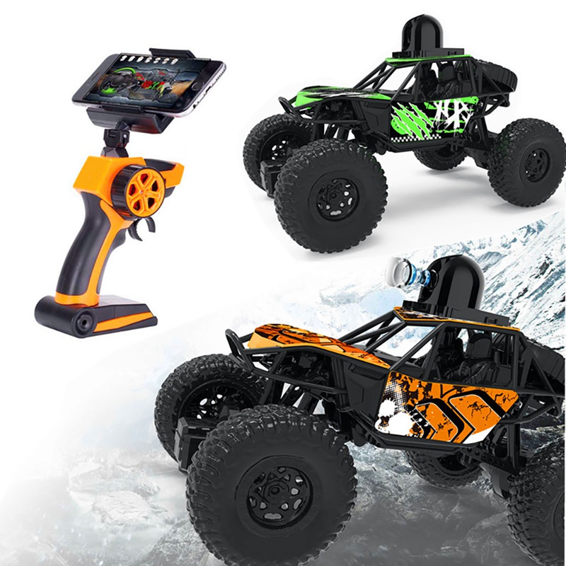 RC Car Remote Control Toy Cars On The Radio Controlled With FPV Camera HD 720P WiFi Electric Car Drive Cars Toys For Boys Kids|RC Cars| |  - title=