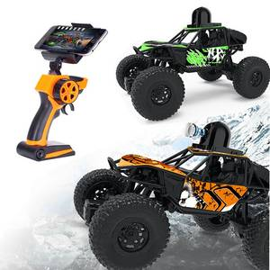 RC Car Remote Control Toy Cars On The Radio Controlled With FPV Camera HD 720P WiFi Electric Car Drive Cars Toys For Boys Kids