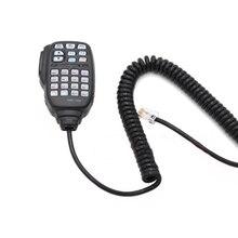 Handheld Microphone DTMF HM-133 Car Transceiver Speaker Mic For ICOM Mobile Radio ID-800H IC-2200H IC-2720 IC-2820H IC-V8000