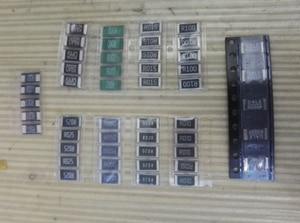50PCS Alloy resistance 2512 SMD Resistor Samples kit ,10 kindsX5pcs=50pcs R001 R002 R005 R008 R010 R015 R020 R025 R050 R100