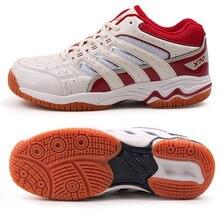 Baskets de Tennis professionnelles, chaussures antidérapantes, chaussures d'entraînement, à coussin respirant, chaussures d'entraînement, grande taille 36-47