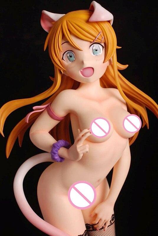 Frauen nackte anime Beste Nackte